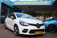 USED 2015 64 RENAULT CLIO 1.2 GT LINE TCE EDC 5dr AUTO 120 BHP GT LINE TURBO PADDLE-SHIFT EDC AUTOMATIC GEARBOX