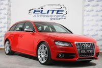 USED 2010 10 AUDI A4 3.0 S4 AVANT QUATTRO 5d 329 BHP 333PS 0-60 MPH IN 5 SECONDS/ LIMITED TO 155MPH!! AMAZING SUPER ESTATE / GOOD SPEC!