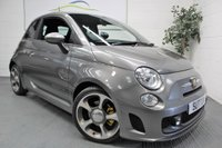 USED 2014 64 ABARTH 500 1.4 ABARTH 3d 135 BHP