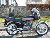 1980 HONDA CB 249cc CB250N  £1795.00