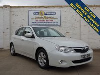 USED 2009 59 SUBARU IMPREZA 1.5 RX 5d 107 BHP Service History Air Con AUX In 0% Deposit Finance Available