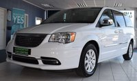 USED 2014 CHRYSLER GRAND VOYAGER 2.8 CRD LIMITED 5d AUTOMATIC 178 BHP 7 SEATER