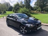 2013 BMW 1 SERIES 1.6 114I SPORT 5d 101 BHP £8990.00