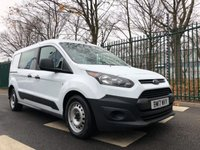 2017 FORD TRANSIT CONNECT 1.5 230 DCIV 1d 100 BHP £9995.00