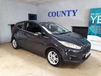 USED 2014 64 FORD FIESTA 1.2 ZETEC 3d 81 BHP * TWO OWNERS * FULL HISTORY *