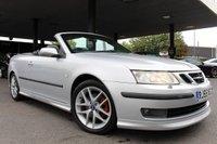 2005 SAAB 9-3 2.0 AERO T 2d 210 BHP £2990.00