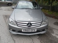 USED 2010 60 MERCEDES-BENZ C CLASS 1.8 C180 CGI BLUEEFFICIENCY SPORT 4d AUTO 156 BHP