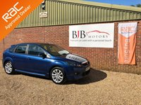 USED 2009 09 FORD FOCUS 1.8 ZETEC S S/S 5d 124 BHP