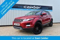 2013 LAND ROVER RANGE ROVER EVOQUE 2.2 SD4 PURE TECH 5d 190 BHP £19450.00