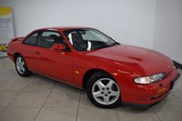 USED 1996 P NISSAN 200 SX 2.0 2.0 110 PLUS 2d 198 BHP