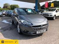USED 2015 65 VAUXHALL CORSA 1.4 ENERGY AC ECOFLEX 3d 89 BHP NEED FINANCE? WE CAN HELP!