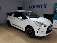 USED 2015 65 DS DS 3 1.2 PURETECH DSTYLE 3d 80 BHP * ONE OWNER GREAT SPEC *