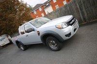 2010 FORD RANGER 2.5 XL 4X4 SUPERCAB TDCI 143 BHP + AIR CON + NO VAT £SOLD
