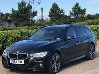 2013 BMW 3 SERIES 2.0 320I XDRIVE M SPORT TOURING 5d AUTO 181 BHP £SOLD
