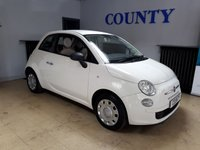 2013 FIAT 500 1.2 POP 3d 69 BHP £4295.00