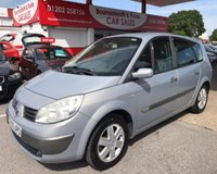 2005 RENAULT GRAND SCENIC 1.6 DYNAMIQUE 16V *RARE 7 SEATER* £1995.00