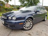 USED 2008 08 JAGUAR X-TYPE 2.0 S 5d HALF LEATHER+UPGRADED ALLOYS+EXTRAS