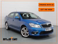 USED 2010 10 SKODA OCTAVIA 2.0 VRS TDI CR 5d 170 BHP Finance Available In House