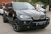 USED 2009 09 BMW X5 3.0 XDRIVE35D M SPORT 5d 282 BHP AMAZING SPEC