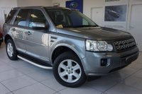 USED 2011 61 LAND ROVER FREELANDER 2.2 SD4 GS 5d 190 BHP Full Service History