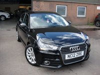 USED 2012 12 AUDI A1 1.6 SPORTBACK TDI SPORT 5d 103 BHP ANY PART EXCHANGE WELCOME, COUNTRY WIDE DELIVERY ARRANGED, HUGE SPEC