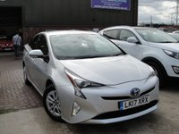 USED 2017 17 TOYOTA PRIUS 1.8 VVT-I ACTIVE 5d AUTO 97 BHP ANY PART EXCHANGE WELCOME, COUNTRY WIDE DELIVERY ARRANGED, HUGE SPEC