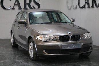 2008 BMW 1 SERIES 2.0 120D ES 5d 175 BHP £2995.00