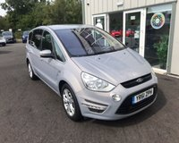 USED 2011 61 FORD S-MAX 2.0 TDCI TITANIUM 140 BHP THIS VEHICLE IS AT SITE 1 - TO VIEW CALL US ON 01903 892224