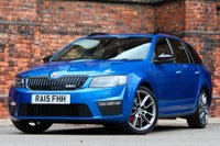 USED 2015 15 SKODA OCTAVIA 2.0 TDI vRS DSG 5dr **NOW SOLD**