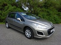 USED 2012 PEUGEOT 308 SW 1.6 HDI ACCESS ESTATE 1 OWNER 33400 MILES