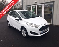 USED 2015 64 FORD FIESTA 1.5 TDCI ZETEC (75PS) THIS VEHICLE IS AT SITE 1 - TO VIEW CALL US ON 01903 892224