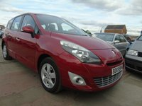 2010 RENAULT GRAND SCENIC 1.5 DYNAMIQUE DCI FULL SERVICE MINT £3795.00