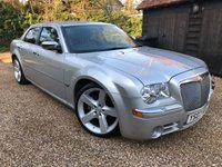USED 2007 07 CHRYSLER 300C 3.0 CRD RHD 4d AUTO  STARTECH EDT 20'' ALLOYS,POWER PACK,STYLING