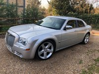 2007 CHRYSLER 300C 3.0 CRD RHD 4d AUTO  STARTECH EDT 20'' ALLOYS,POWER PACK,STYLING £SOLD