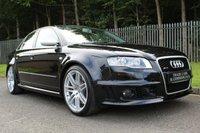 2007 AUDI A4 4.2 RS4 QUATTRO 4d 420 BHP £19950.00