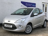 2013 FORD KA 1.2 Zetec 3dr [Start Stop] £4995.00
