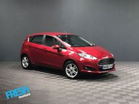 USED 2016 66 FORD FIESTA 1.0 ZETEC 5d  * 0% Deposit Finance