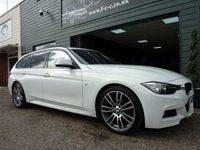 2015 BMW 3 SERIES 2.0 320D M SPORT TOURING 5d AUTO 188 BHP