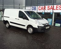USED 2012 62 CITROEN DISPATCH 2.0 1000 L1H1 HDI 1d 126 BHP NO DEPOSIT AVAILABLE, DRIVE AWAY TODAY!!