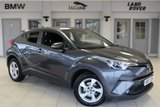 USED 2017 17 TOYOTA CHR 1.2 ICON 5d 114 BHP BLUETOOTH + REVERSE CAMERA + 17 INCH ALLOYS + CRUISE CONTROL + AUTOMATIC AIR CONDITIONING