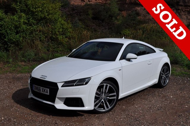 Used Audi Cars In Stoke On Trent From P W Motor Company