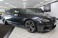 USED 2015 15 BMW M6 Gran Coupe 4.4 M6 GRAN COUPE COMPETITION PACK DCT 567 BHP FULLY LOADED MASSIVE SPEC CAR!! OVER 20K IN OPTIONS!