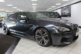 View our BMW M6 Gran Coupe