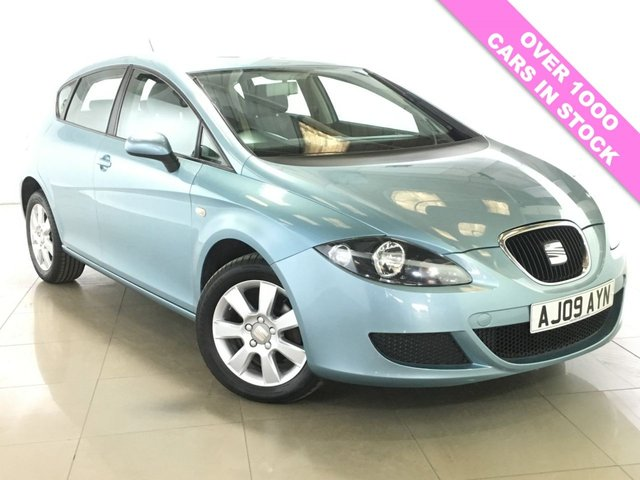 View our 2009 09 SEAT LEON 1.9 ECOMOTIVE TDI 5d 103 BHP