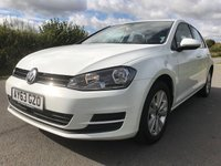 2013 VOLKSWAGEN GOLF 1.4 SE TSI BLUEMOTION TECHNOLOGY 5d 120 BHP £7995.00