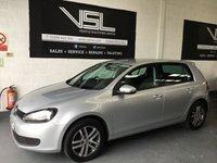 2010 VOLKSWAGEN GOLF 1.6 SE TDI DSG 5d AUTO 103 BHP £6490.00