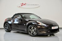 USED 2010 10 NISSAN 370Z 3.7 V6 GT 3d AUTO 328 BHP BIG SPECIFICATION RECENT SERVICE VERY CLEAN