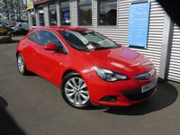 2014 VAUXHALL ASTRA