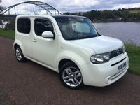 USED 2010 10 NISSAN CUBE 1.6 LDN 5d 109 BHP **CRUISE CONTROL**