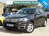 USED 2014 64 BMW X5 3.0 XDRIVE40D SE 5d AUTO 309 BHP Only 1 Owner From New